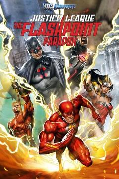 Best Fantasy Movies of 2013 : Justice League: The Flashpoint Paradox
