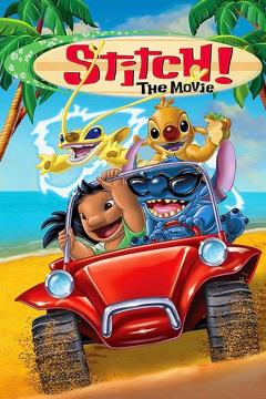 Best Animation Movies of 2003 : Stitch! The Movie