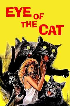 Best Horror Movies of 1969 : Eye of the Cat