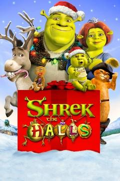 Best Animation Movies of 2007 : Shrek the Halls