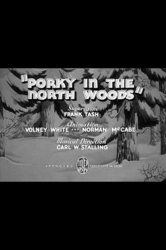 Best Animation Movies of 1936 : Porky in the North Woods