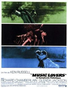 Best Music Movies of 1970 : The Music Lovers