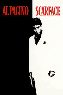 Best Action Movies of 1983 : Scarface