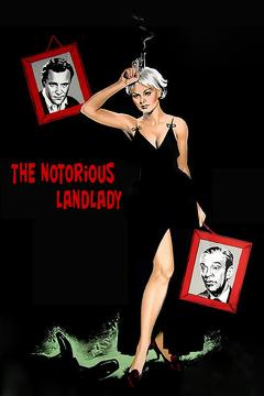 Best Comedy Movies of 1962 : The Notorious Landlady