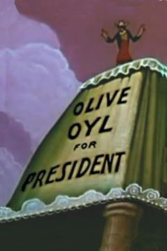 Best Animation Movies of 1948 : Olive Oyl for President