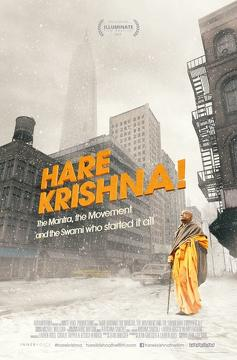 Best Documentary Movies of 2017 : Hare Krishna! The Mantra, the Movement and the Swami Who Started It All