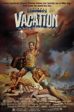 Best Comedy Movies of 1983 : National Lampoon's Vacation
