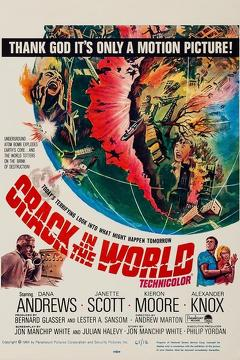 Best Science Fiction Movies of 1965 : Crack in the World