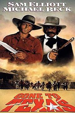Best Western Movies of 1986 : Houston: The Legend of Texas