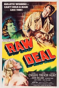Best Thriller Movies of 1948 : Raw Deal