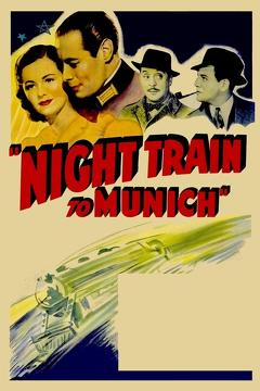 Best War Movies of 1940 : Night Train to Munich