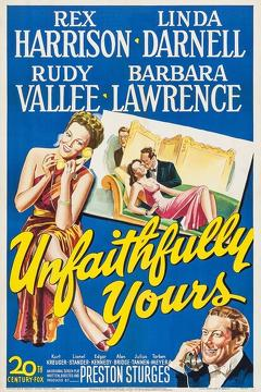 Best Romance Movies of 1948 : Unfaithfully Yours