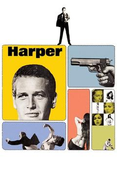 Best Crime Movies of 1966 : Harper