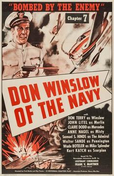 Best Adventure Movies of 1942 : Don Winslow of the Navy