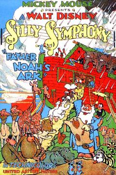 Best Animation Movies of 1933 : Father Noah's Ark
